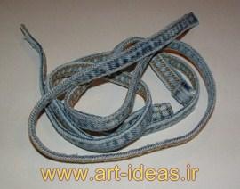 آموزش ساخت زیرقابلمه ایی با جین کهنه