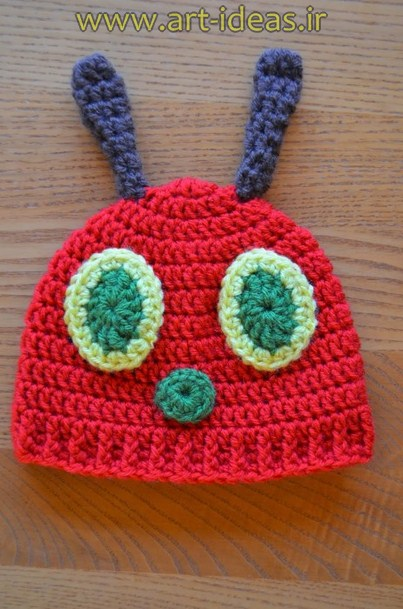 جدیدترین مدلهای  کلاه عروسکی مخصوص بچه ها برای فصل زمستان