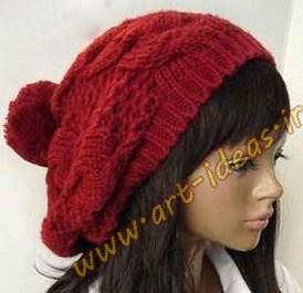 جدیدترین مدل کلاه بافتنی زنانه و دخترانه