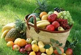 هنرنمایی با میوه
