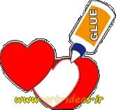 آموزش ساخت جعبه کادو به شکل قلب