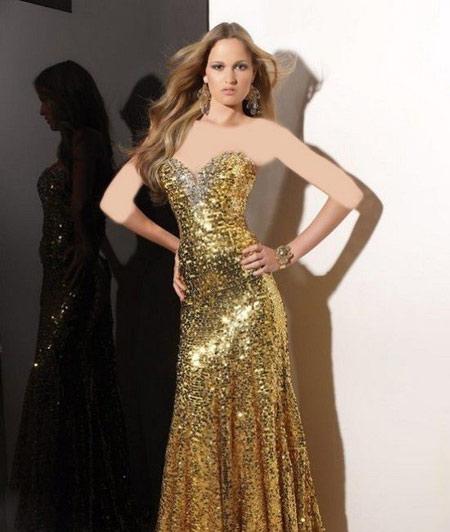 جدیدترین مدل های لباس مجلسی پولک دار برای نوروز و فصل بهار