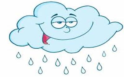 آموزش آویز نمدی ابر و باران