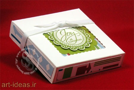 استفاده مجدد از جعبه پیتزا