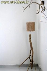 استفاده از شاخه درخت