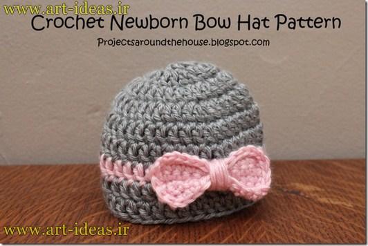 جدیدترین مدل های کلاه عروسکی بچه گانه